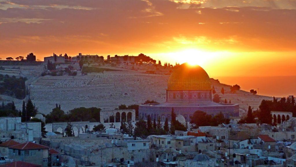 Jerusalén panoramic 3241421 1920 1