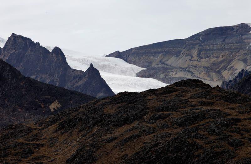 glaciar Tuni