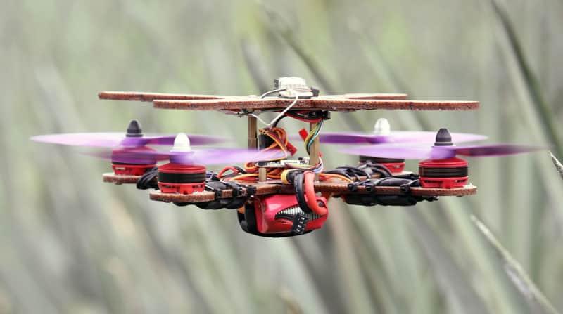Investigadores malayos utilizan la fibra de las hojas de piña para producir piezas para drones