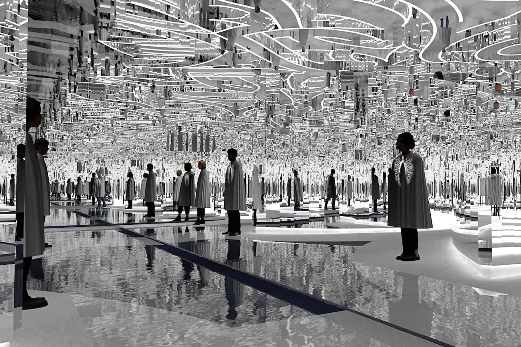 Miami tendrá una experiencia de arte completamente inmersiva durante 2021