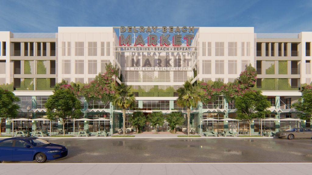 Florida abrirá en primavera su salón de comidas más grande, situdado en Delray Beach