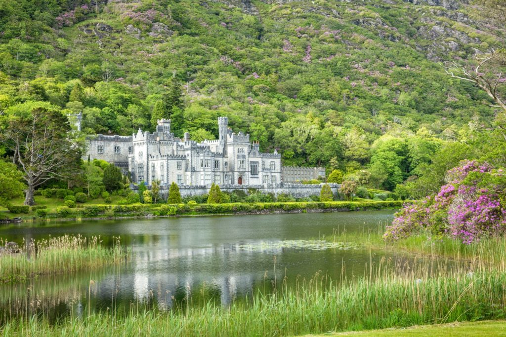 irlanda Kylemore Abbey GettyImages 602202609