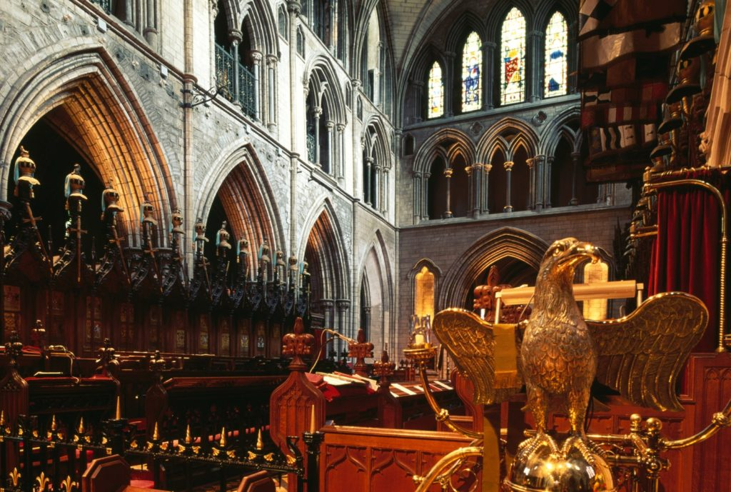 irlanda St Patricks Cathedral GettyImages 681899509