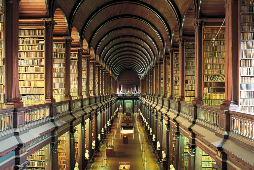 irlanda Trinity College GettyImages 500055695