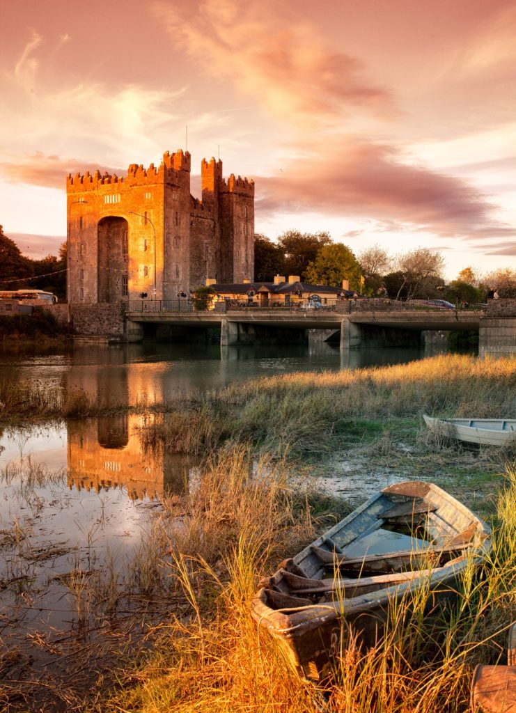 irlanda Bunratty Castle GettyImages 585555805
