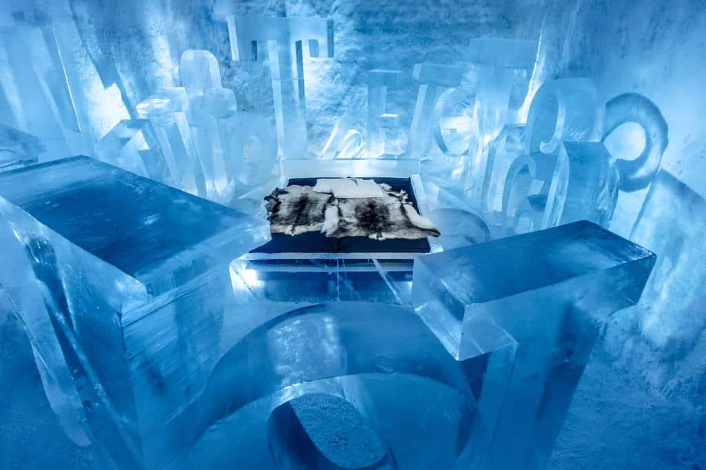 Imagen Icehotel Icehotel In Lapland Sweden 1 1