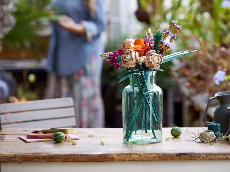 colección botánica LEGO lanza diferentes sets inspirados en una coleccion botanica y son ideales para quienes les cuesta conservar las plantas 4 1