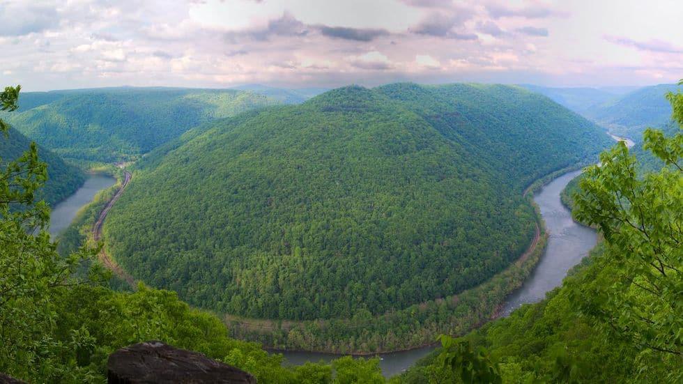 Estados Unidos cuenta con un nuevo parque nacional en Virginia Occidental