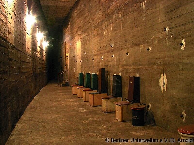 bunkers de Berlín