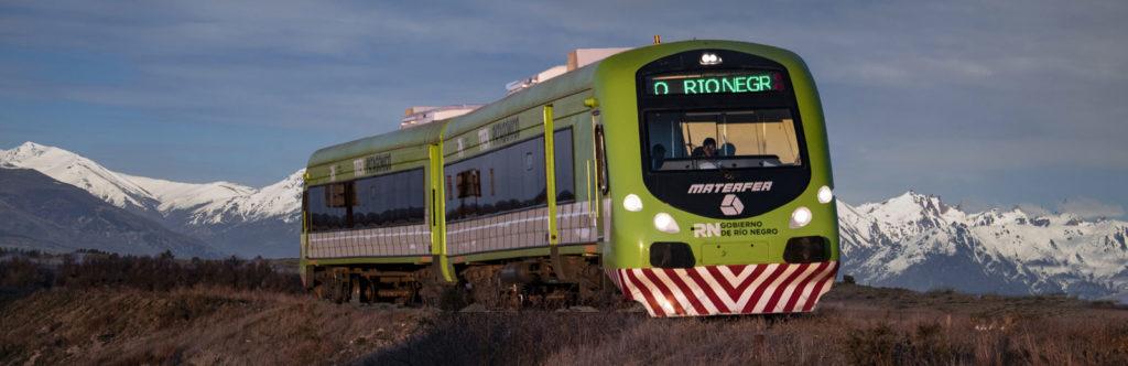 Argentina: el Tren Patagónico volvió a hacer su recorrido luego de 9 meses