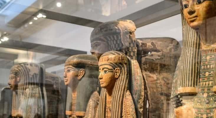 Egipto impulsará una exposición itinerante sobre sus principales atractivos desde noviembre de 2021 hasta enero de 2025