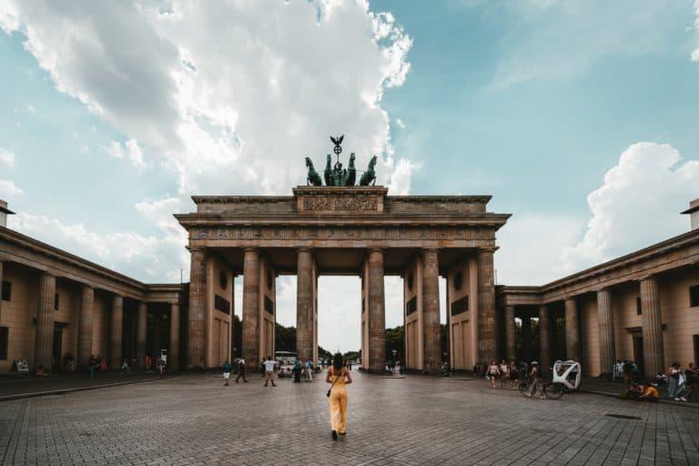 Alemania entra en la fase más estricta de su segundo confinamiento a nivel nacional