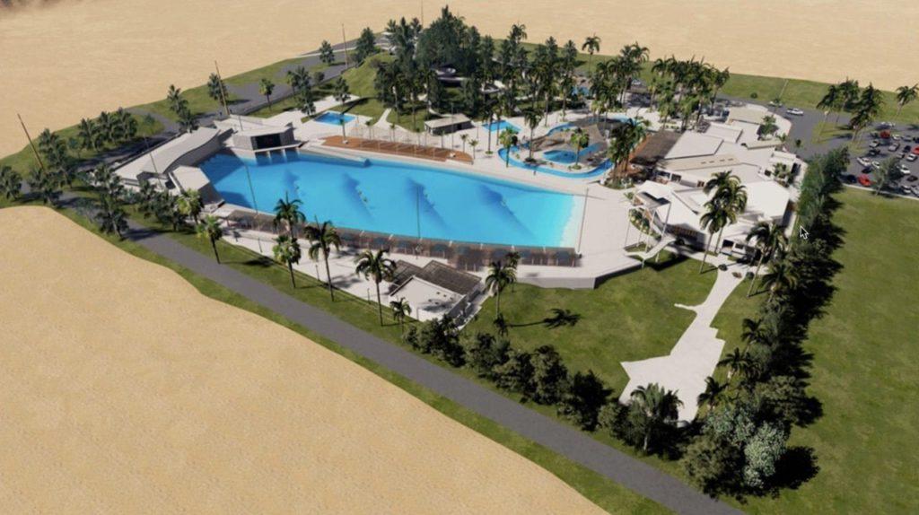imagen resort de surf palm springs surf club