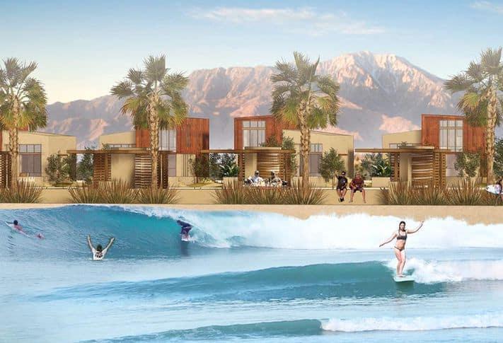 California abrirá en 2022 un nuevo resort de surf en medio del desierto