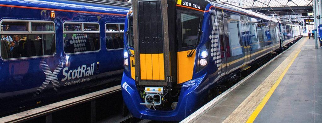 Escocia contará con su primer tren de hidrógeno para finales de 2021