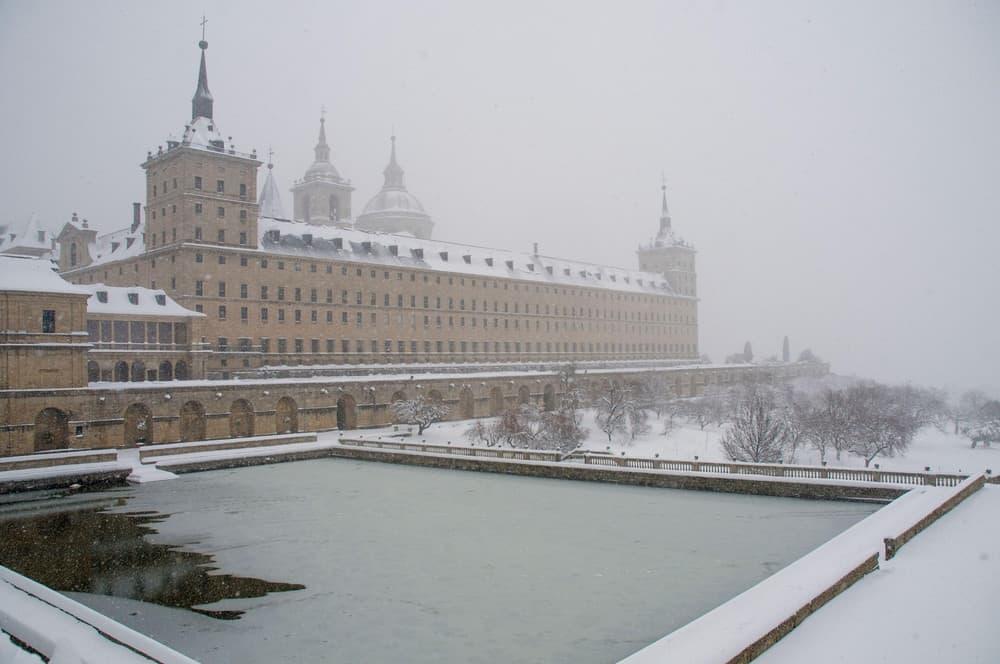 imagen calles de Madrid GALERIA Lo que Filomena dejo en las calles de Madrid 16 las mejores fotografias de una ciudad tenida de un historico temporal de nieve