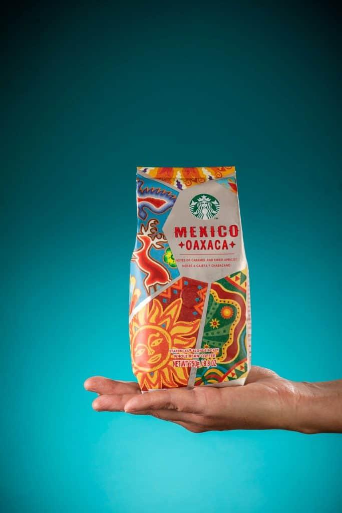 Café orgullosamente mexicano: Starbucks honra las raíces oaxaqueñas con la incorporación un nuevo café obtenido de forma sostenible