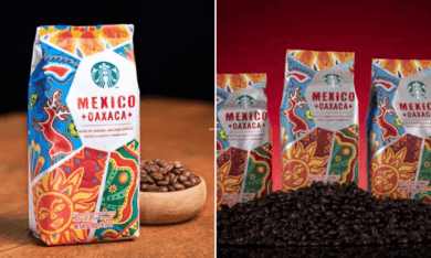 Café orgullosamente mexicano Starbucks honra las raíces oaxaqueñas con la incorporación un nuevo café obtenido de forma sostenible