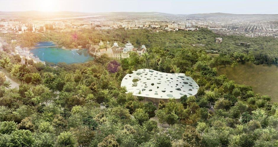Budapest está a punto de inaugurar una nueva Casa de la Música Húngara, un espacio para conocer la evolución de la música a lo largo de la historia