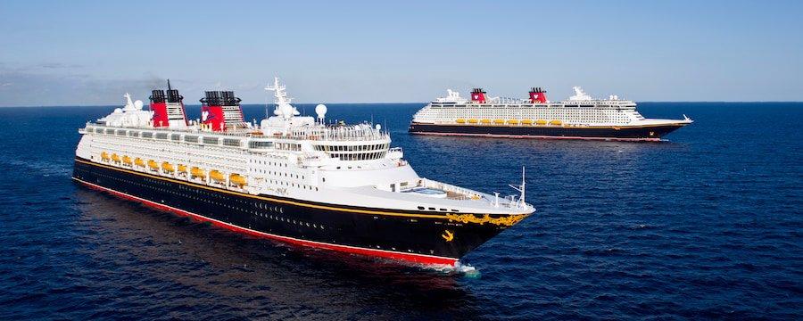 Disney extiende la suspensión de sus cruceros hasta finales de Marzo