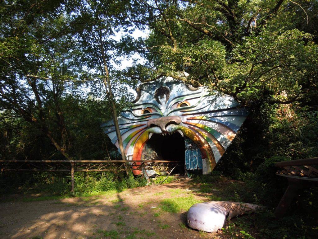 Parques De Diversiones Abandonados: Spreepark, Berlín, Alemania