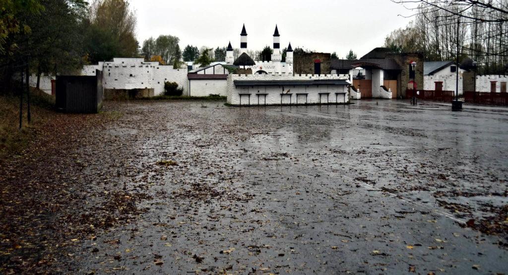 Parques De Diversiones Abandonados: Parque Camelot, Lancashire, Reino Unido