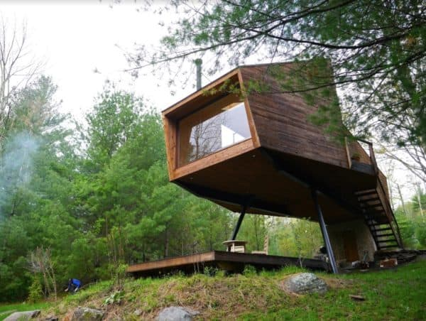 The Willow Treehouse