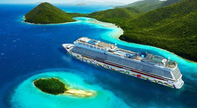 La compañía de cruceros Norwegian anunció que extiende la suspensión de sus viajes hasta Abril