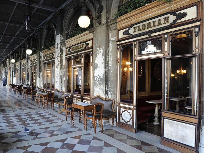 Florian, el café más antiguo de Italia y del mundo, está en peligro de cierre debido al COVID-19