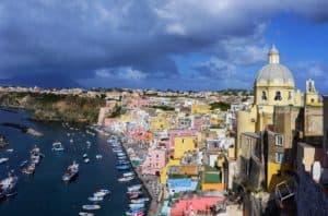 Procida ha sido nombrada capital de la cultura en Italia para el año 2022