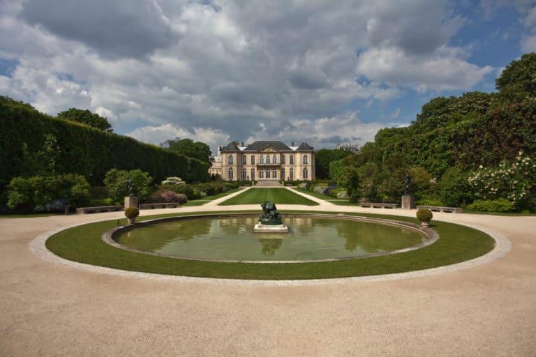 Los jardines del Museo Rodin, en París, vuelven a abrir sus puertas al público