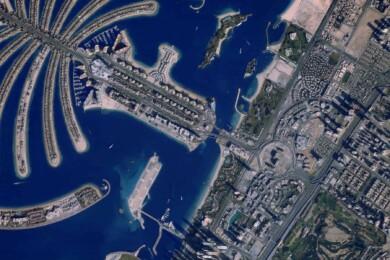 El nuevo sitio web de Canon permite tomar fotos de la Tierra desde el espacio