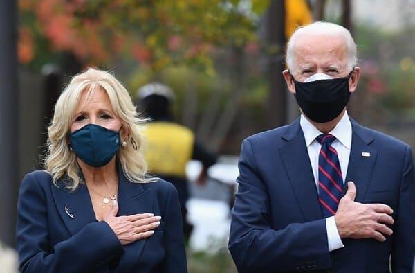 Biden asumió la presidencia y cumplió con uno de sus objetivos de campaña: exigir el uso obligatorio de máscaras en los parques nacionales