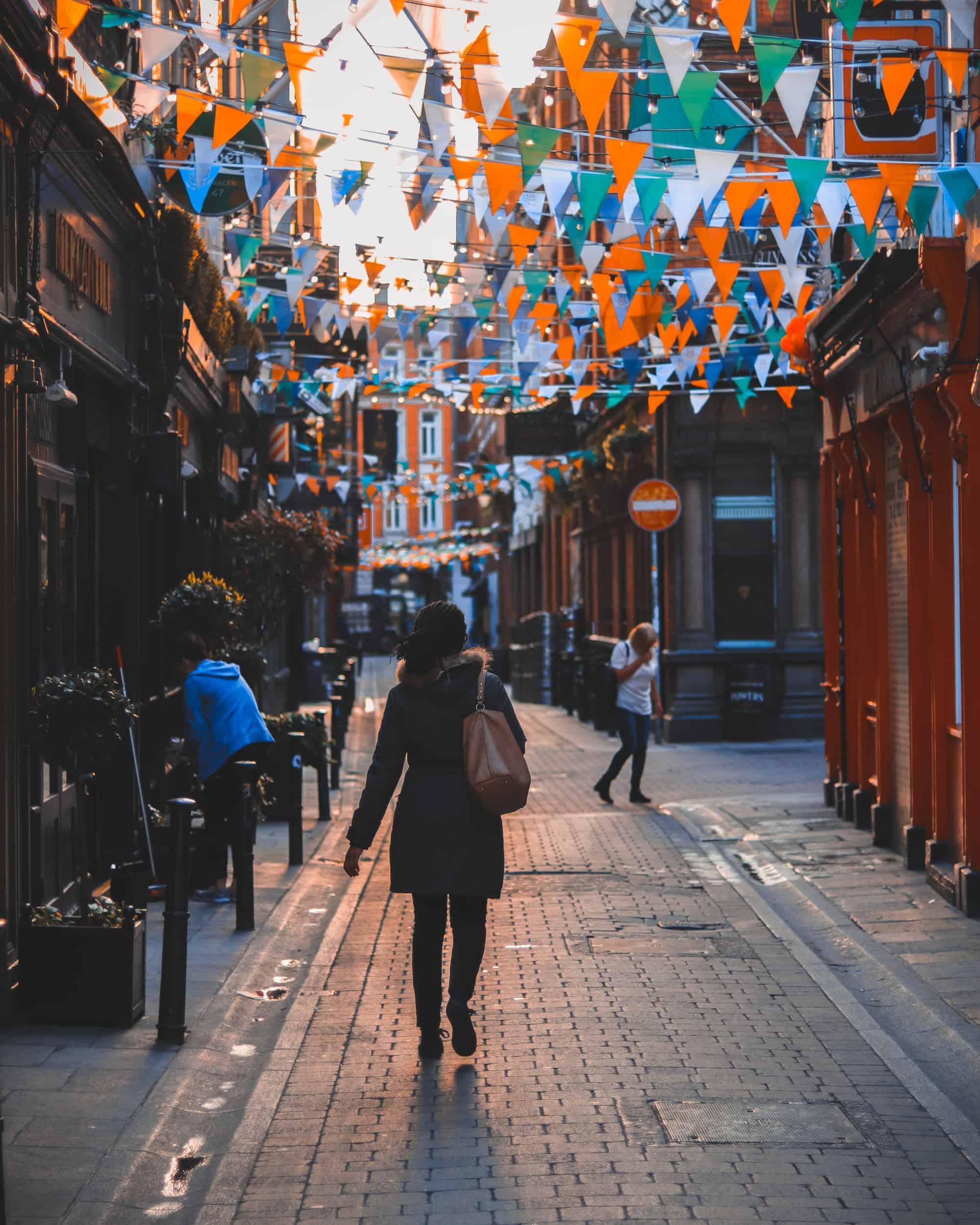 Irlanda: Este Año Las Celebraciones Por El Día De San Patricio Durarán 6 Días Y Serán Virtuales
