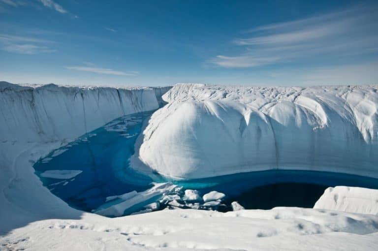 La perdida de hielo a nivel mundial se está acelerando a una velocidad récord