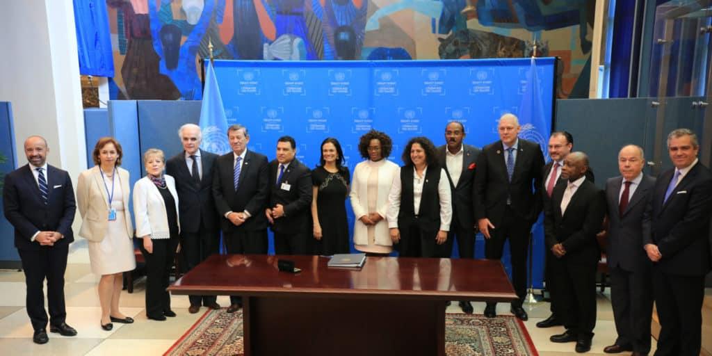El Acuerdo de Escazú, el primer gran acuerdo medioambiental de la región latinoamericana, entrará en vigor el próximo 22 de abril