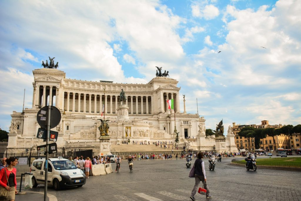 imagen ciudades más 'pet friendly' de Europa roma 1