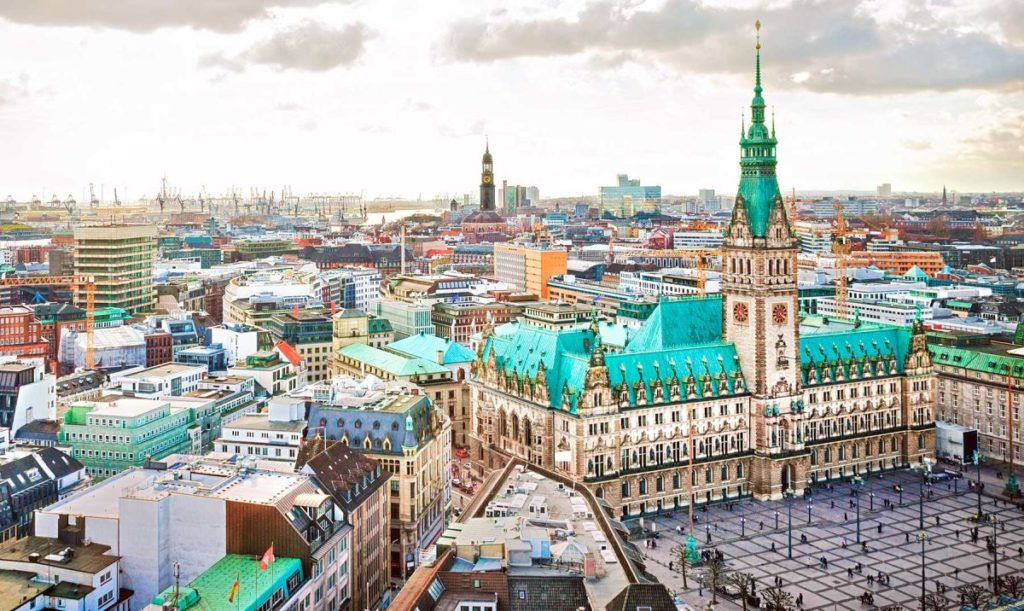 imagen ciudades más 'pet friendly' de Europa Hamburgo 2020