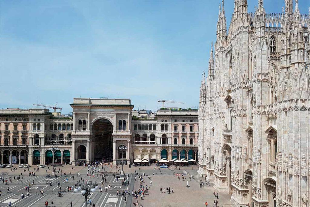 imagen ciudades más 'pet friendly' de Europa milan guia