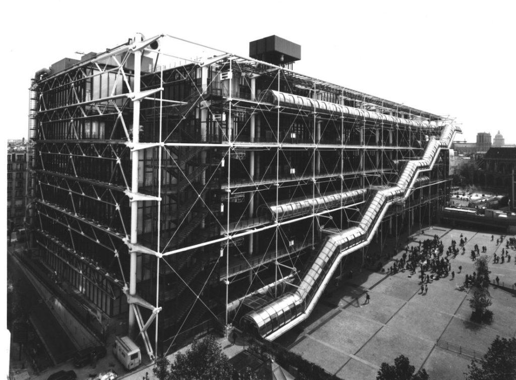 Francia: el Centro Pompidou, en París, cerrará por un período de 3 años para realizar trabajos de renovación