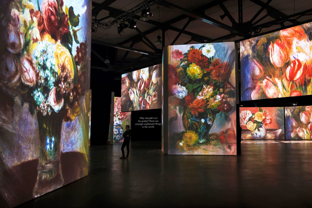 Exhibición Monet &Amp; Friends