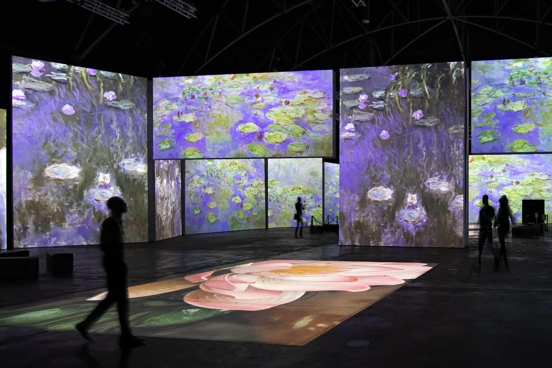 Australia tendrá una exhibición multisensorial de las obras de 'Claude Monet y sus amigos'