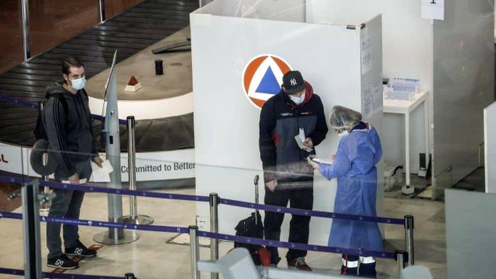 Francia cerró sus fronteras a turistas que provengan de lugares que no forman parte de la Unión Europea