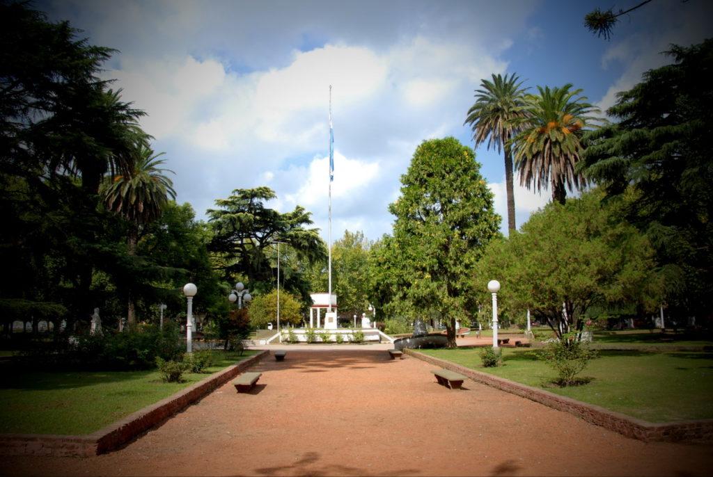 imagen Qué hacer en Marcos Paz Plaza de Marcos Paz