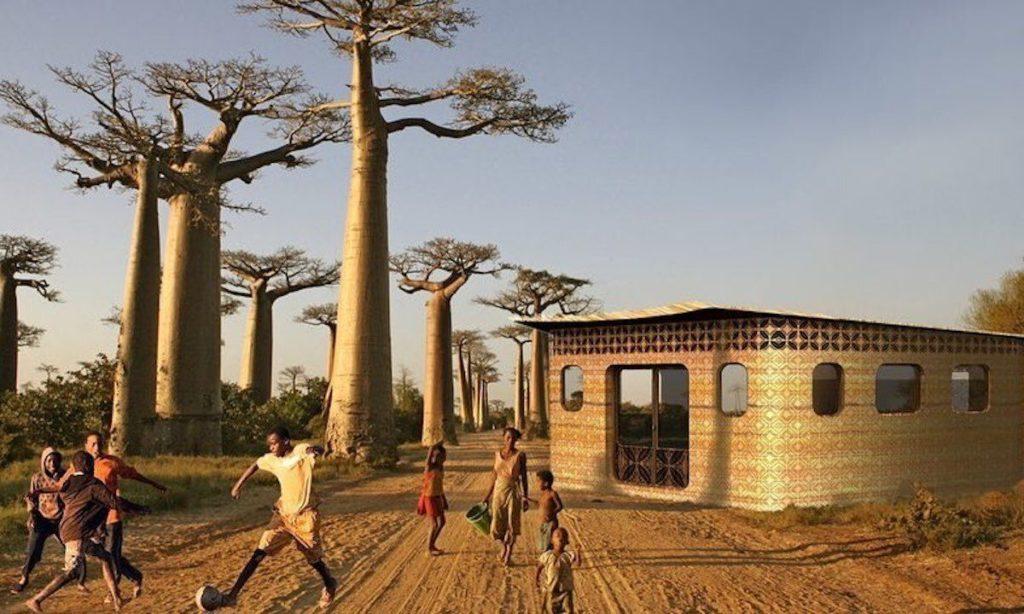 Imagen Escuela Impresa En 3D Construiran En Madagascar La Primera Escuela Impresa En 3D Del Mundo 3 1