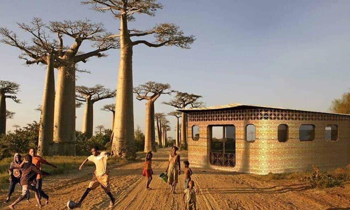 Construirán en Madagascar la primera escuela impresa en 3D del mundo 3