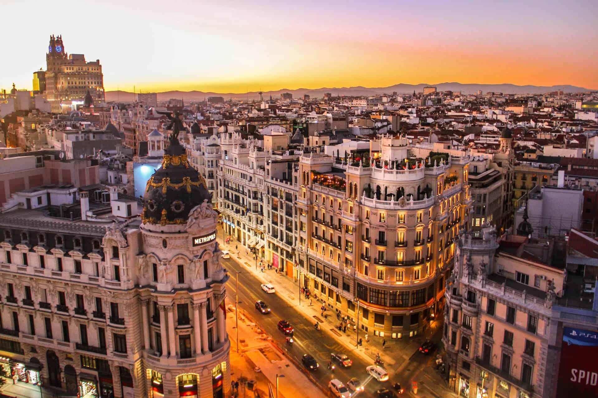 Lugares ocultos de Madrid