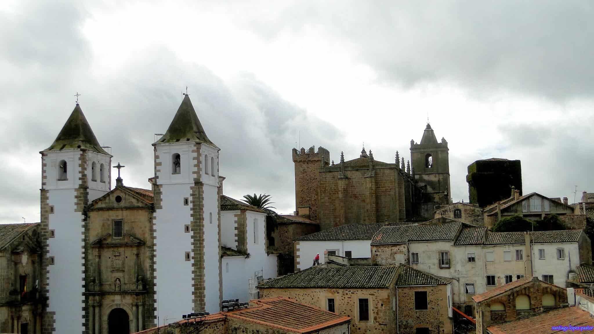 24 horas en Cáceres