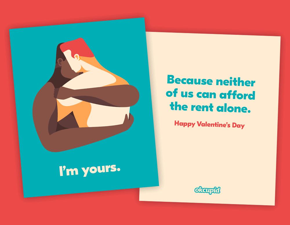 Imagen Tarjetas Del Día De San Valentín Esta App De Citas Diseno Tarjetas Del Dia De San Valentin Inspiradas En El Tipo De Personas Conexiones Y Amor Que Existen Hoy 16