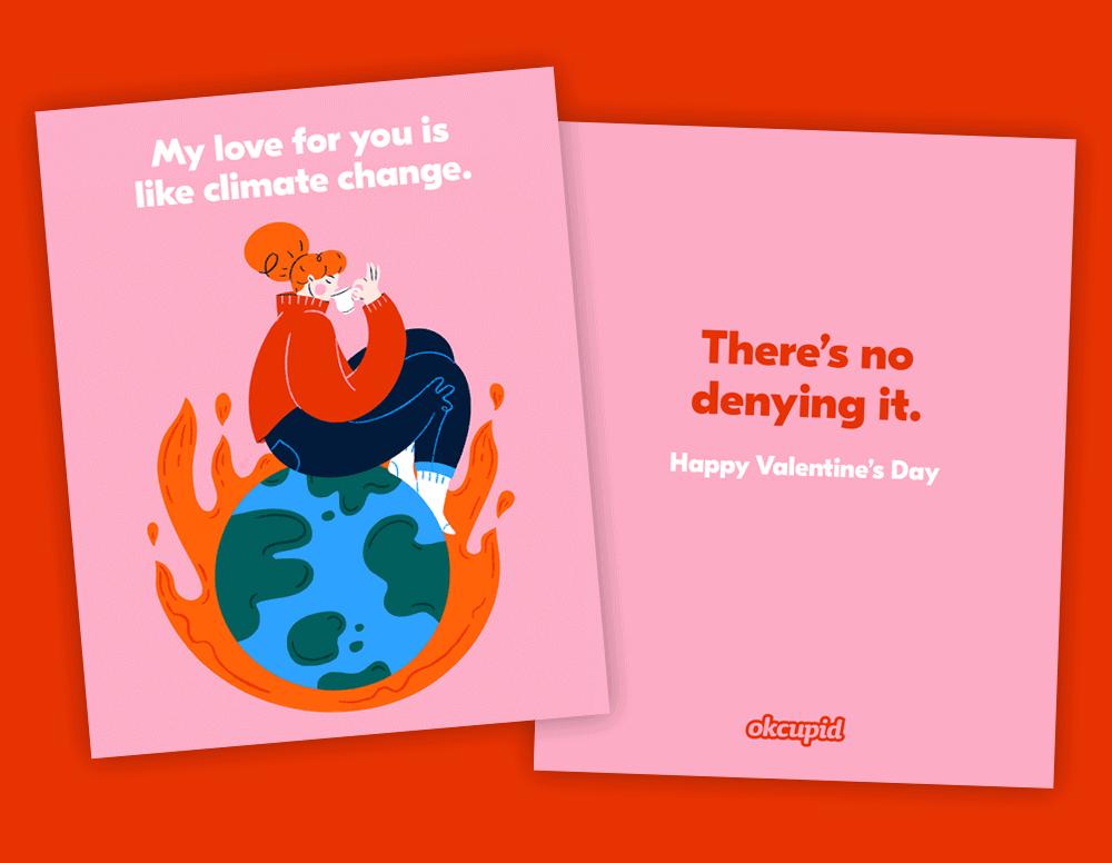 Esta App De Citas Diseñó Tarjetas Del Día De San Valentín Inspiradas En El Tipo De Personas, Conexiones Y Amor Que Existen Hoy